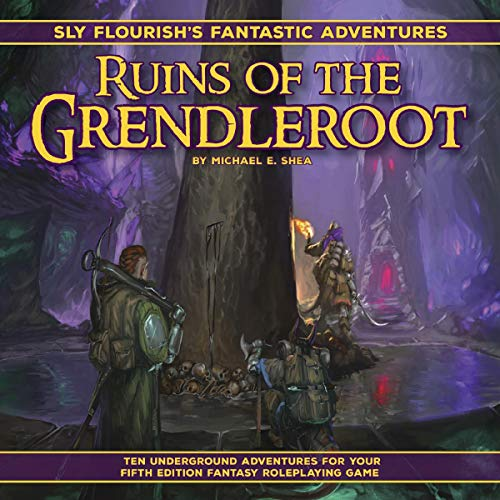 Ruins of the Grendleroot cover art