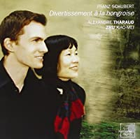 Schubert: Divertissement ? la Hongroise by Alexandre Tharaud (2003-04-08)