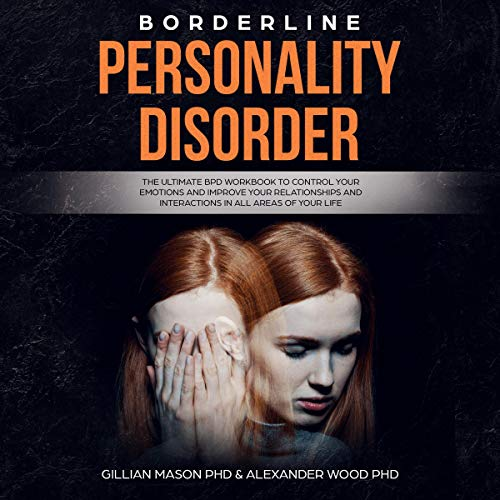 Borderline Personality Disorder audiobook cover art