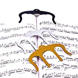Music Book Clips-Metal Page Holders,Book Clip for Reading (Book Clip 3 Pack)