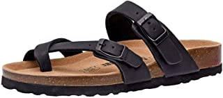 Women's Luna Cork Footbed Sandal with +Comfort