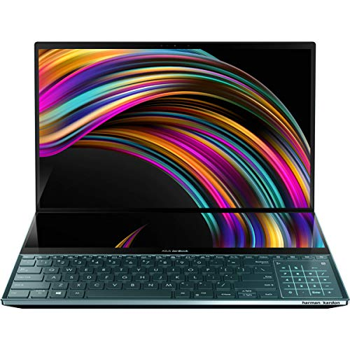 CUK ZenBook Pro Duo by_ASUS UX581LV Touch Studio ...