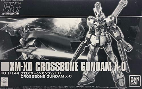 HGUC 1/144 クロスボーン・ガンダムX-0 プラモデル(ホビーオンラインショップ限定)