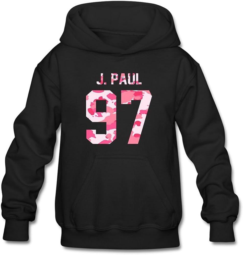 Aliensee Nippon regular agency Youth Jake Paul 97 Sweatshirt Hoodie Pink Suitable Camo Max 68% OFF