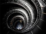 Rompecabezas De 1000 Piezas De Escaleras En Espiral, Museos Vaticanos, Juego De Rompecabezas Para Adultos, Rompecabezas, Juguetes, Juego De Regalo, 75x50cm