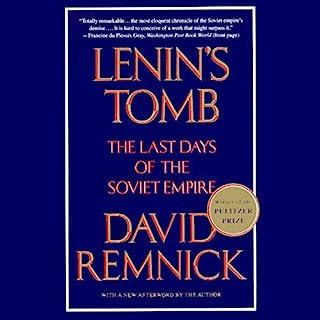 Lenin's Tomb audiobook cover art