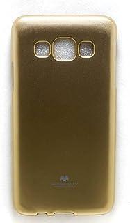 الغطاء الخلفي لسامسونج جالاكسي A3. ذهبي