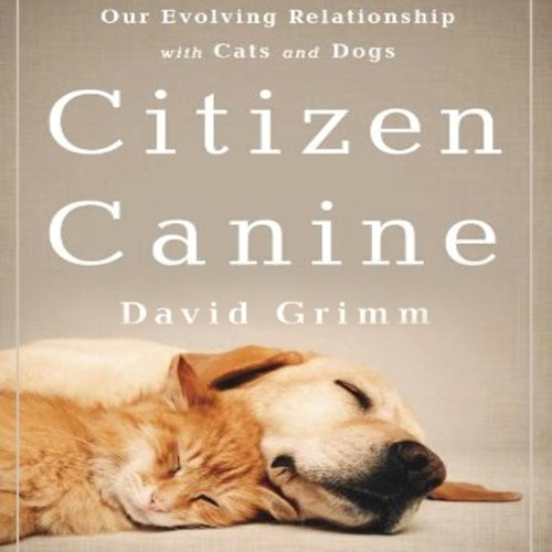 Citizen Canine cover art