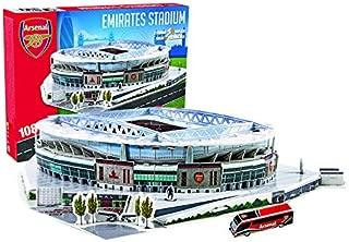 Giochi Preziosi 3D Jigsaw Puzzle Arsenal Emirates Stadium London 70037351