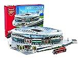 Giochi Preziosi 70037351 - Puzzle 3D Stadio Emirat Arsenal London, 108 pz., 7+ Anni