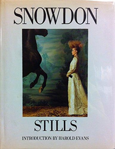 Snowdon: Stills