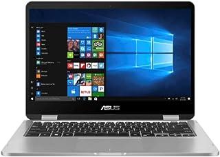 エイスース 14型 2-in-1 パソコン ASUS VivoBook Flip 14 TP401NA(Office Home&Business 2016) TP401NA-128GS