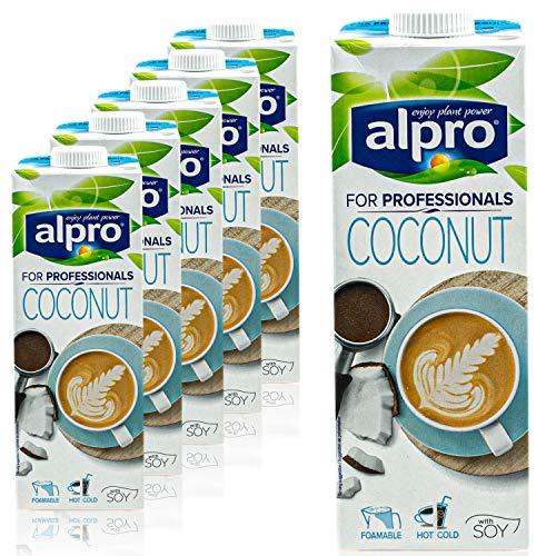 Alpro - 6 x Kokosnuss Drink