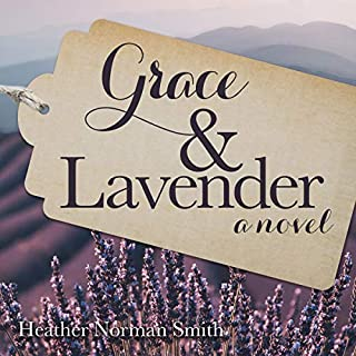 Grace and Lavender audiobook cover art