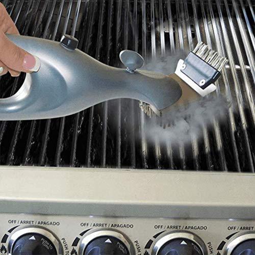 ACMEDE Grill Dampfreiniger Pinsel BBQ Grill Brush, Edelstahlbürsten, Reiniger mit Dampf oder Gas Zubehör Kochutensilien