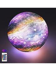 OxyLED Lampa księżycowa 02