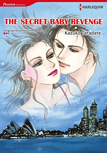 The Secret Baby Revenge: Harlequin comics (English Edition)