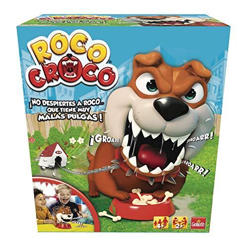 Goliath- ROCO Croco Juguete, Color marrón (31033)