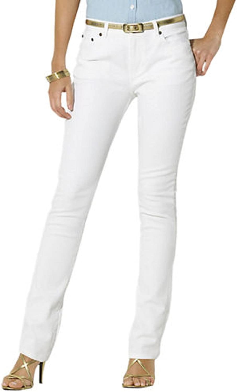Polo Ralph Lauren Women's Jeans Skinny Brent Wash 30 X 32