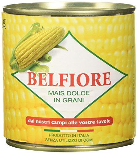 Belfiore Mais Dolce in Grani Teneri - 340 gr, Italiano