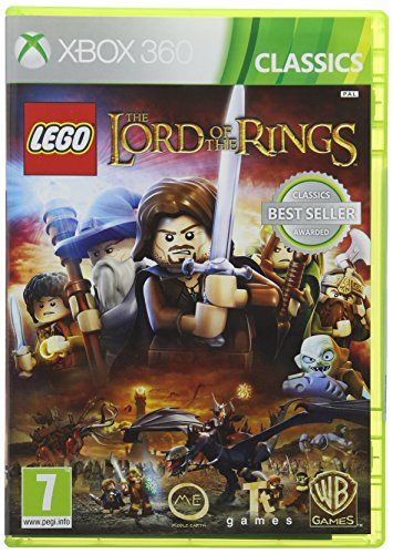 Lego Lord of the Rings - Classics (Xbox 360)