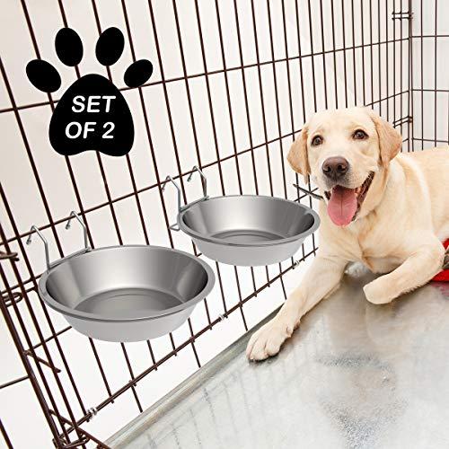 10 best dog bowl holder for crate for 2020