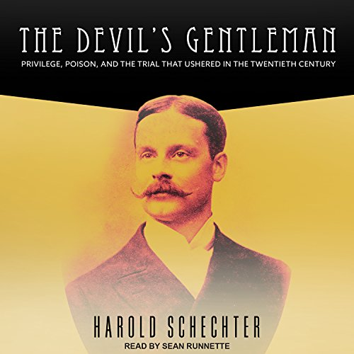 Page de couverture de The Devil's Gentleman