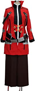Blazblue Ragna The Bloodedge Cosplay Costume Custom Made