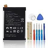 SwarKing Batería de repuesto compatible con Sony Xperia L1 / Sony Xperia X LIP1621ERPC con kit de herramientas.