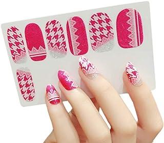 Poonikuuネイルステッカー ネイルアートアクセサリー ネイルデコレーション ネイルの飾り お足爪 女性レディース 綺麗ファション高級感流行 1枚セット