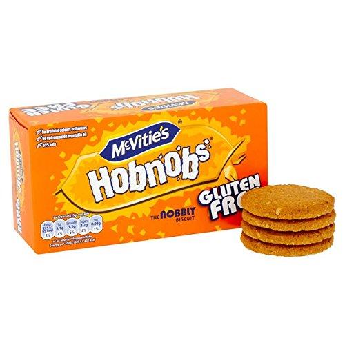 McVities Gluten Free Hobnobs Biscuits