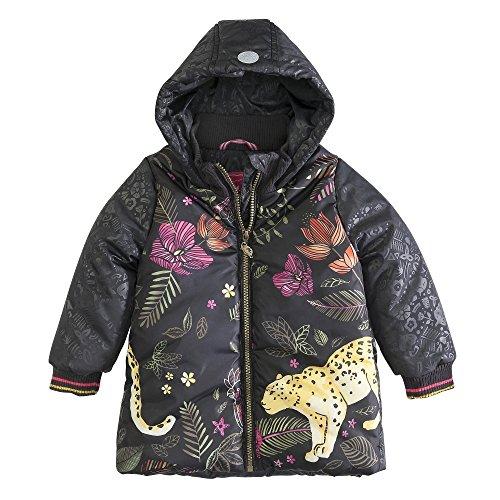 Cakewalk Mini Mädchen Jacke/ Mantel/ Winterjacke BINA Leopard Größe 98