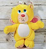 Wuzzles Butterbear Plush 1984 Hasbro Softies 12' tall Great Condition 36 years old