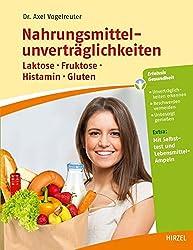 Buch Nahrungsmittelunverträglichkeit
