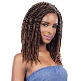 Milkyway Q Synthetic Hair Crochet Braids 2X...