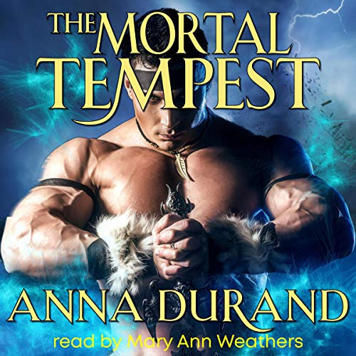 The Mortal Tempest audiobook cover art