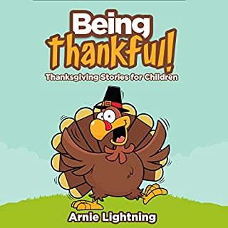 Being Thankful! audiobook cover art