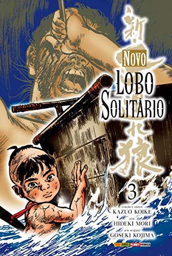 Novo Lobo Solitário - Volume 3