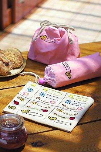 ワンポイント刺繍は初心者にも挑戦しやすくて安心です。 小さな刺繍でも、一つあると個性がグッと出て大切にしたくなります。