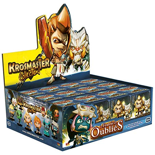 Ghenos Games-Krosmaster-Display Saison 6, Mehrfarbig, 1 Stück