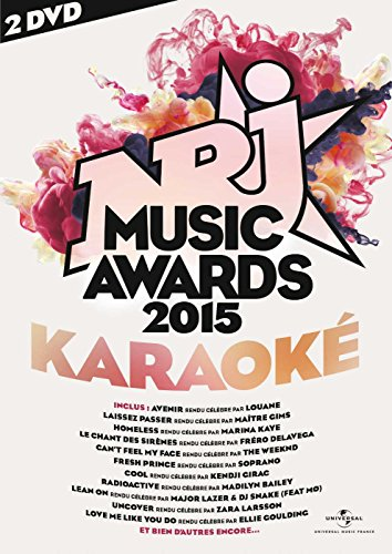 Nrj Music Awards 2015 [Francia] [DVD]