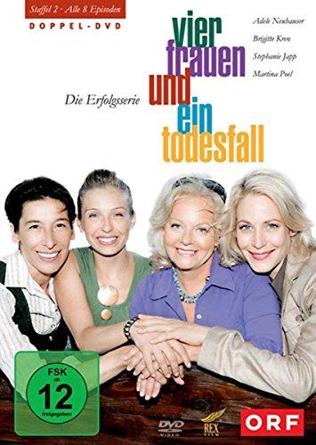 Vier Frauen und ein Todesfall - Staffel 2 [2 DVDs]