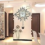 Jack Mall- Cuando el reloj de pared del reloj del reloj de pared creativa de la sala...