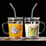 Best Baby Straw Cups - Meldique Milk Cup for Baby, Kids Milk Glass Review