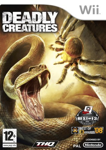 Deadly Creatures (Wii) by THQ