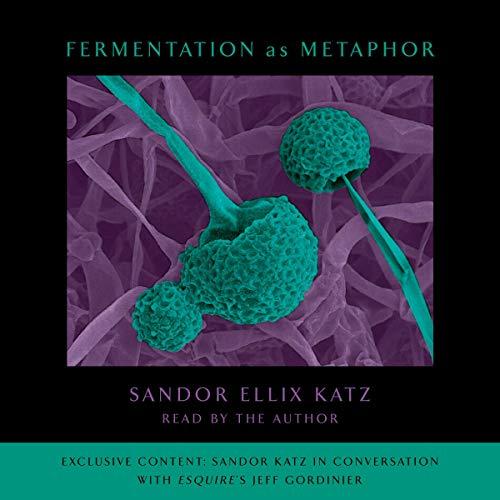 『Fermentation as Metaphor』のカバーアート