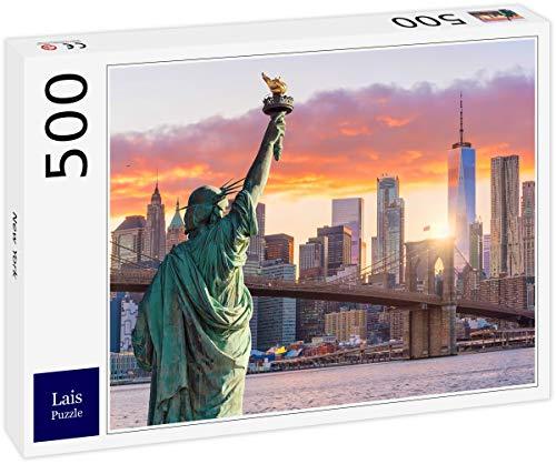 Lais Puzzle New York 500 Pezzi