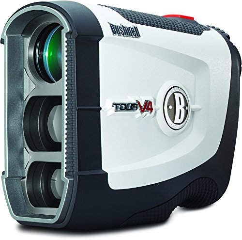 Bushnell Tour V4 Medidor Laser de Golf