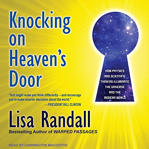 Knocking on Heaven's Door audiobook cover art