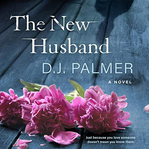 The New Husband audiobook cover art